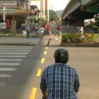 Razones para no usar el casco de bicicleta en la ciudad